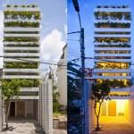"""""""Ngôi nhà xanh"""" đoạt giải kiến trúc thế giới"""