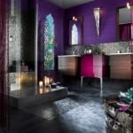 Phòng tắm hiện đại 'Moroccan' lấy cảm hứng từ Delpha