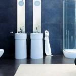 Thiết kế nội thất phòng tắm đẹp của Flaminia