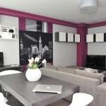 Thiết kế màu sắc sang trọng cho một căn hộ nhỏ của bạn