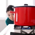 Phong thủy thiết bị nhà bếp