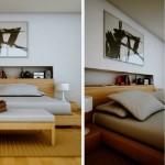 Phong cách thiết kế nội thất sàn gỗ Tây Ban Nha bởi Marc Canut