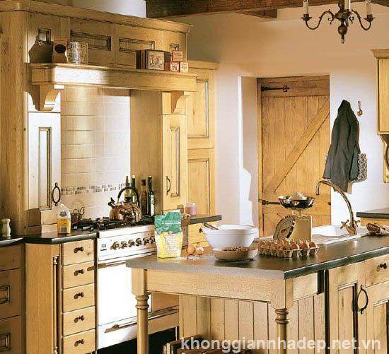 mẫu phòng bếp