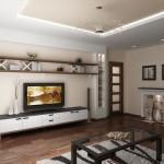 Thiết kế phòng khách đẹp cho chung cư