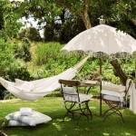 Trang trí sân vườn lãng mạn cho mùa hè bớt oi ả