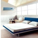 Tránh lắp điều hòa nơi đầu giường