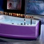 Thoải mái thư giãn với bồn tắm hiện đại từ 'BluBleu'