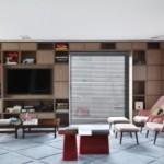 Thiết kế căn hộ 'Penthouse' đầy màu sắc