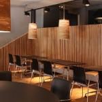 Thiết kế nội thất nhà hàng, quán ăn kiểu Tây Ban Nha