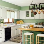 Thiết kế nhà bếp khi diện tích nhỏ