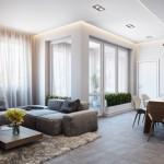Mẫu thiết kế nội thất căn hộ chung cư đẹp