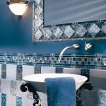 Ý tưởng chọn gạch cho nhà tắm