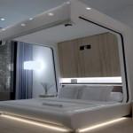 Mẫu giường ngủ độc đáo