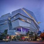 Khối Kiến Trúc Độc Đáo Tại Singapore