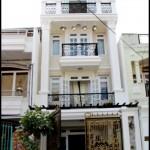 Tư vấn thiết kế nhà phố cổ điển mặt tiền 5m