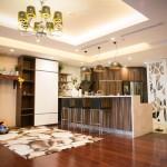 Mẫu nội thất căn hộ hiện đại