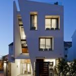 Kiến trúc độc đáo hiện đại cho nhà phố