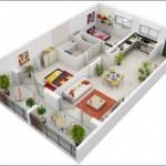 Tư vấn bố trí 4 dạng căn hộ chung cư