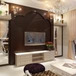 Tư vấn thiết kế nội thất bán cổ điển