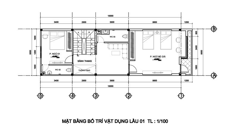 MAT BANG BO TRI LAU 1