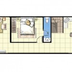 Tư vấn thiết kế nhà phố 6m x 23m