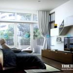 Tư vấn thiết kế cải tạo căn hộ chung cư 86m2