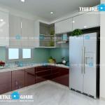 Tư vấn thiết kế nhà 3 tầng diện tích nhỏ 3,5m x 9,2m