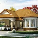 Những  mẫu thiết kế nhà cấp 4  và Biệt thự nhà vườn cấp 4