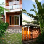 Mẫu thiết kế nhà ngoại ô gần gũi thiên nhiên