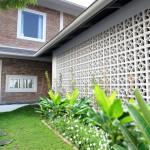 Xu hướng thiết kế kiến trúc kết hợp gạch bông gió