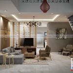 Su hướng thiết kế nội thất hiện đại cho nhà phố năm 2019